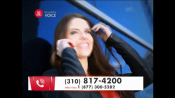 Lavalife Voice TV Spot, 'Day or Night' - Thumbnail 4