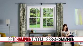 Champion Windows TV Spot, 'Summer Heat' - Thumbnail 6