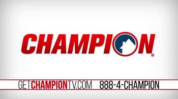 Champion Windows TV Spot, 'Summer Heat' - Thumbnail 2