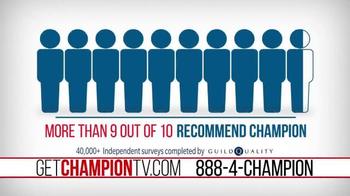 Champion Windows TV Spot, 'Summer Heat' - Thumbnail 3