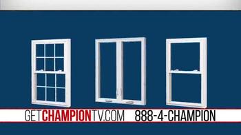 Champion Windows TV Spot, 'Summer Heat' - Thumbnail 4