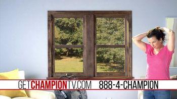 Champion Windows TV Spot, 'Summer Heat'