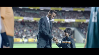 Sprint TV Spot, 'Whistle' Featuring David Beckham - Thumbnail 2