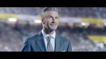 Sprint TV Spot, 'Whistle' Featuring David Beckham - 77 commercial airings