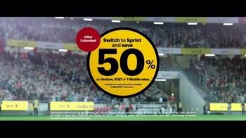 Sprint TV Spot, 'Whistle' Featuring David Beckham - Thumbnail 7
