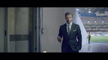 Sprint TV Spot, 'Whistle' Featuring David Beckham - Thumbnail 9