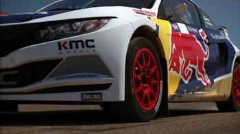 BFGoodrich Tires TV Spot, 'Red Bull Global Rallycross Dallas: Round 3' - Thumbnail 4
