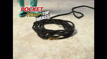 Pocket Hose Top Brass TV Spot, 'Ditch Old-Fashioned' - Thumbnail 3