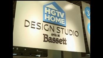 Bassett TV Spot, 'HGTV: Design Studio' - Thumbnail 3