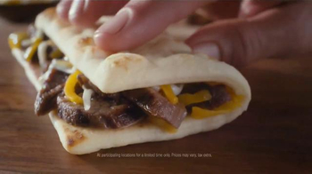 Taco Bell Flatbread Sandwiches TV Spot, 'Arm and a Leg' - Thumbnail 9