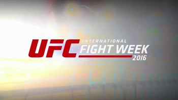 2016 UFC International Fight Week TV Spot, 'Las Vegas Fan Expo' - Thumbnail 1