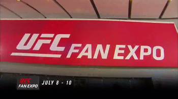 2016 UFC International Fight Week TV Spot, 'Las Vegas Fan Expo' - Thumbnail 3