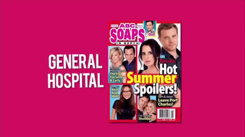 ABC Soaps In Depth TV Spot, 'General Hospital: Hot Summer Spoilers' - Thumbnail 1