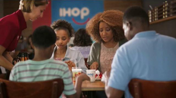 IHOP Paradise Pancakes TV Spot, 'Island Time' - Thumbnail 1