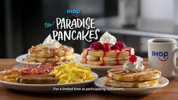 IHOP Paradise Pancakes TV Spot, 'Island Time' - Thumbnail 10