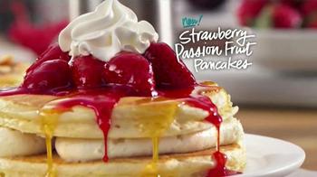 IHOP Paradise Pancakes TV Spot, 'Island Time' - Thumbnail 5