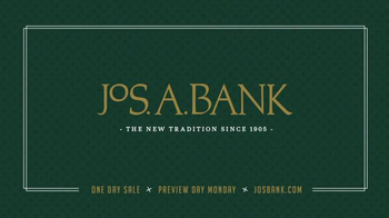 JoS. A. Bank One Day Sale TV Spot, 'Traveler Suits and Sportcoats' - Thumbnail 5