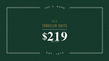 JoS. A. Bank One Day Sale TV Spot, 'Traveler Suits and Sportcoats' - Thumbnail 2