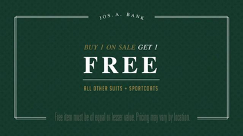 JoS. A. Bank One Day Sale TV Spot, 'Traveler Suits and Sportcoats' - Thumbnail 3