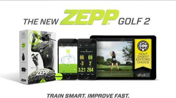 Zepp Golf 2 TV Spot, 'Golf Channel: Swing' Featuring Keegan Bradley - Thumbnail 8