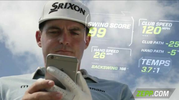 Zepp Golf 2 TV Spot, 'Golf Channel: Swing' Featuring Keegan Bradley - Thumbnail 6