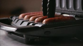 Johnsonville Sizzling Sausage Grill TV Spot, 'No Denying It'
