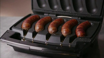 Johnsonville Sizzling Sausage Grill TV Spot, 'No Denying It' - Thumbnail 2
