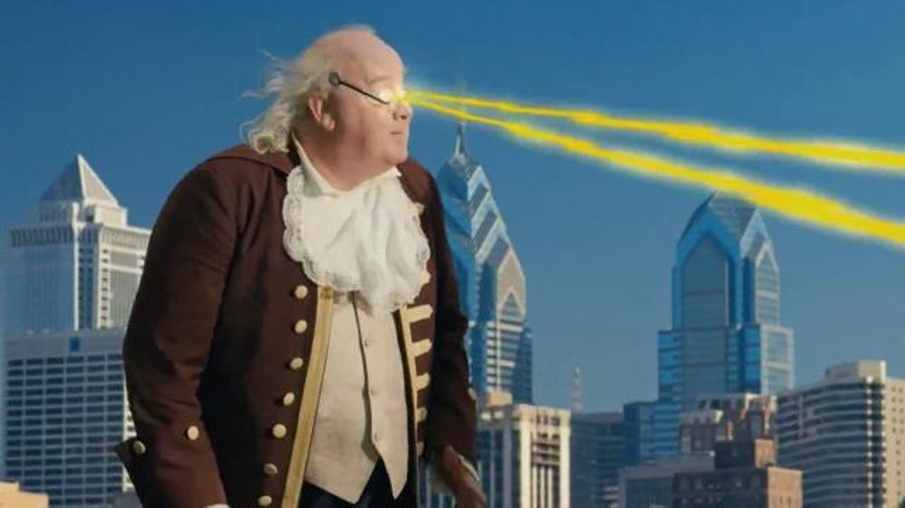 Visit Philadelphia TV Commercial, 'Philazillas'