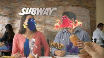 Subway Fresh Fit for Kids Meal TV Spot, 'Finding Dory' [Spanish]