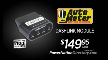 PowerNation Directory TV Spot, 'Valve Covers, Air Cleaners and DashLink' - Thumbnail 5