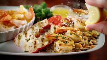 Red Lobster Lobster & Shrimp Summerfest TV Spot, 'Surprise'