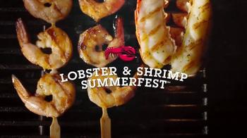 Red Lobster Lobster & Shrimp Summerfest TV Spot, 'Surprise' - Thumbnail 3