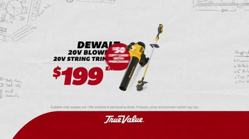 True Value Hardware TV Spot, 'The Value of Curiosity: Mower and Hose Truck' - Thumbnail 10