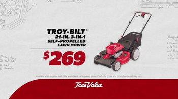 True Value Hardware TV Spot, 'The Value of Curiosity: Mower and Hose Truck' - Thumbnail 8