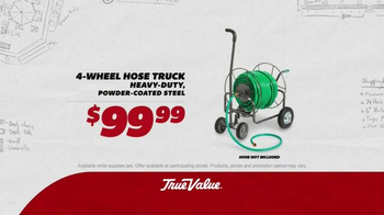 True Value Hardware TV Spot, 'The Value of Curiosity: Mower and Hose Truck' - Thumbnail 9