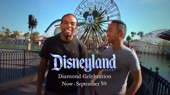 Disneyland Diamond Celebration TV Spot, 'Sixty Things to Do' - Thumbnail 1