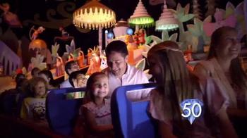 Disneyland Diamond Celebration TV Spot, 'Sixty Things to Do' - Thumbnail 3