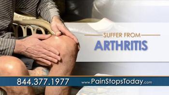 Braces Work TV Spot, 'Pain Stops Today' - Thumbnail 1