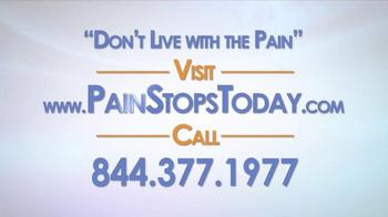Braces Work TV Spot, 'Pain Stops Today' - Thumbnail 10
