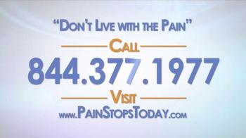 Braces Work TV Spot, 'Pain Stops Today' - Thumbnail 6