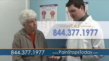 Braces Work TV Spot, 'Pain Stops Today' - Thumbnail 8