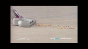 Stanley Black & Decker SMARTECH Cordless 2-in-1 Stick Vacuum TV Spot, 'Busy' - Thumbnail 2