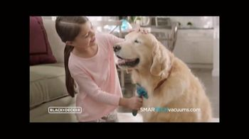 Stanley Black & Decker SMARTECH Cordless 2-in-1 Stick Vacuum TV Spot, 'Busy'