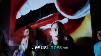 JesusCares.com TV Spot, 'After the Party' - Thumbnail 5
