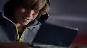 Nintendo 3DS XL TV Spot, 'Confidence' - Thumbnail 7