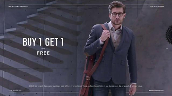 Men's Wearhouse TV Spot, 'Own Your Style' - 1650 commercial airings