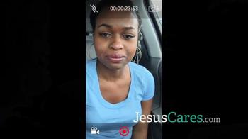 JesusCares.com TV Spot, 'When Life Is Hard' - Thumbnail 7