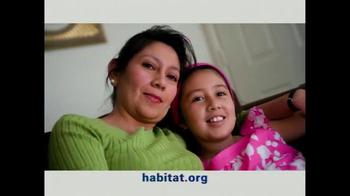 Habitat for Humanity TV Spot, 'A Brighter Future' - Thumbnail 8