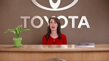 Toyota TV Spot, 'Fun, Easy & Hassle-Free' - Thumbnail 1