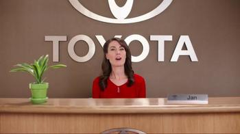 Toyota TV Spot, 'Fun, Easy & Hassle-Free' - Thumbnail 4